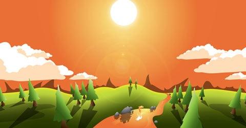 landscape-illustration