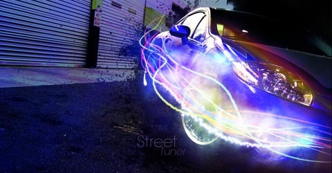lightcar 100 Best Photoshop Tutorials From 2009