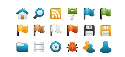 onabiticonset 60 Best Icon Sets From 2009
