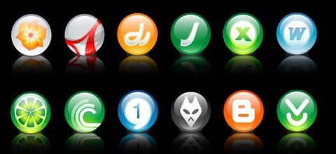 orbicons 60 Best Icon Sets From 2009