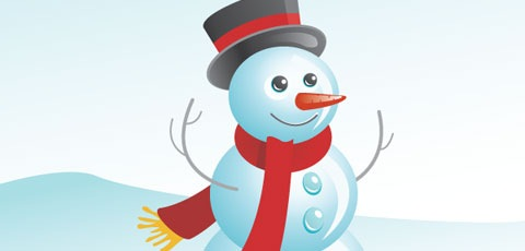 snowmen Best Of The Web December For Web/Graphic Design