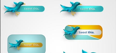 tweetbirds 60 Best Icon Sets From 2009