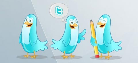 twitterbirds 60 Best Icon Sets From 2009