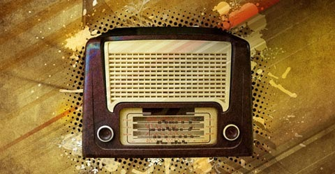 vintageradio 100 Best Photoshop Tutorials From 2009