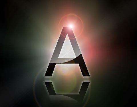 a-blur