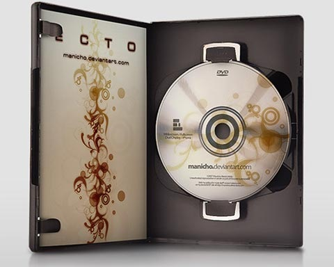 dvdcase 70 Free High Quality PSD File Design Resources
