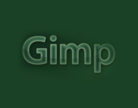 gimp-text