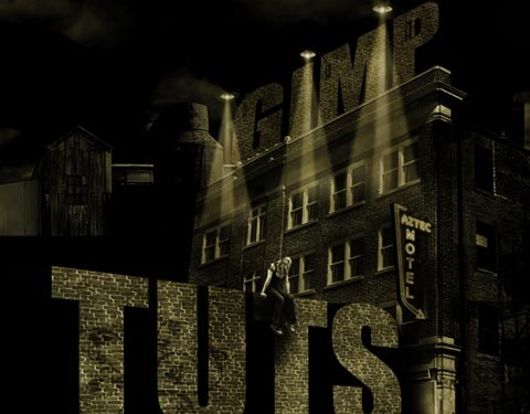 gimptuts 50 Design Tutorials for Mastering Gimp