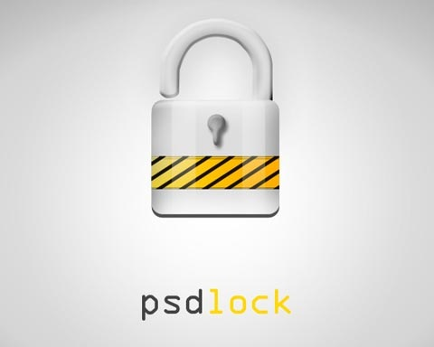 lock 70 Free High Quality PSD File Design Resources
