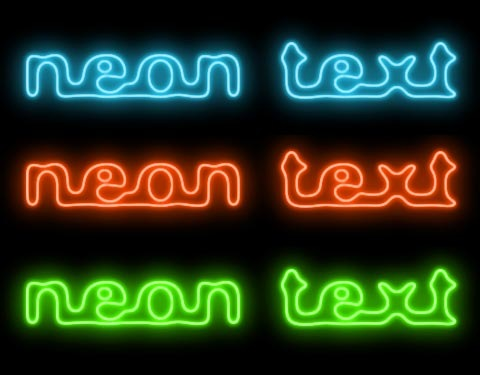 neontext 50 Design Tutorials for Mastering Gimp