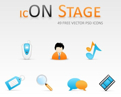 onstage 70 Free High Quality PSD File Design Resources
