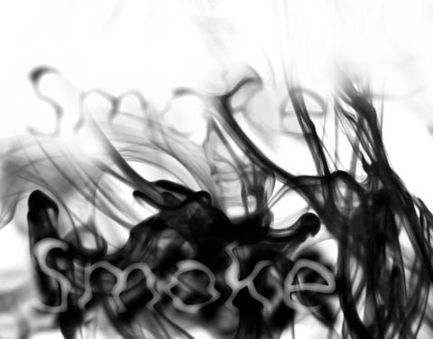 smoke-scene