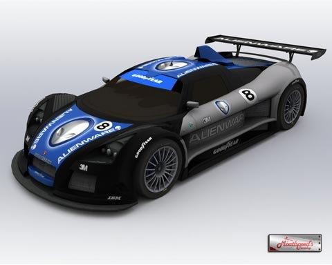 super-car