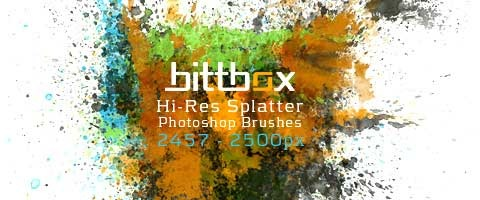 water-color-splatter-brushs