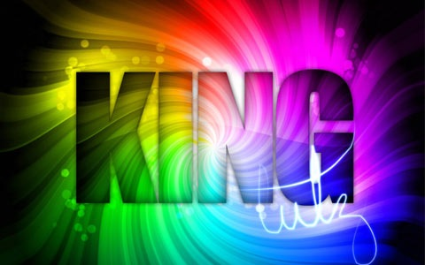 beatifulcolorfultexteffect 100 Fresh New Photoshop And Illustrator Tutorials From 2010