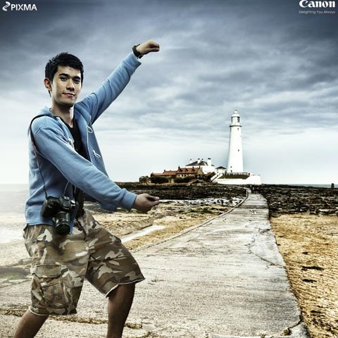 camera 100 Most Funny and Creative Advertisement Designs