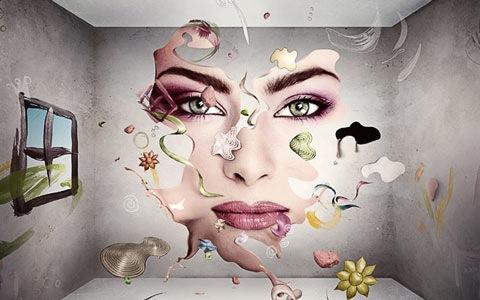 creativehandrawnillustration 100 Fresh New Photoshop And Illustrator Tutorials From 2010