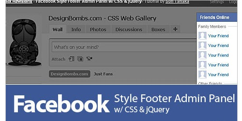 facebookfooteradmin Best Of The Web And Design In February 2010