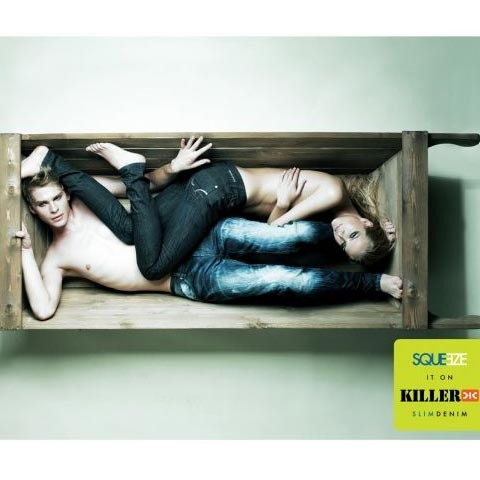 killerjeans 100 Most Funny and Creative Advertisement Designs