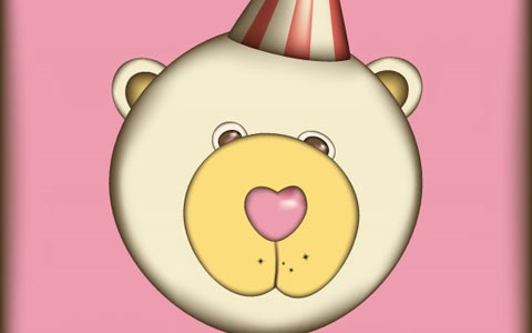 teddybear 100 Fresh New Photoshop And Illustrator Tutorials From 2010