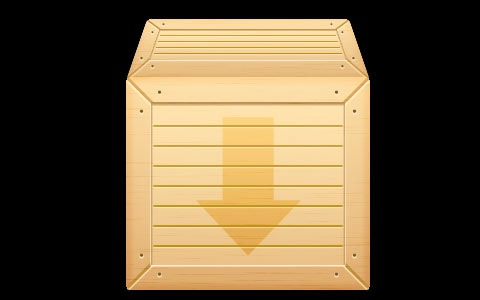 woodenbox 100 Fresh New Photoshop And Illustrator Tutorials From 2010