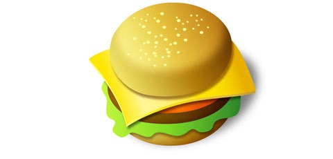 burger Best Of Web And Design In March 2010