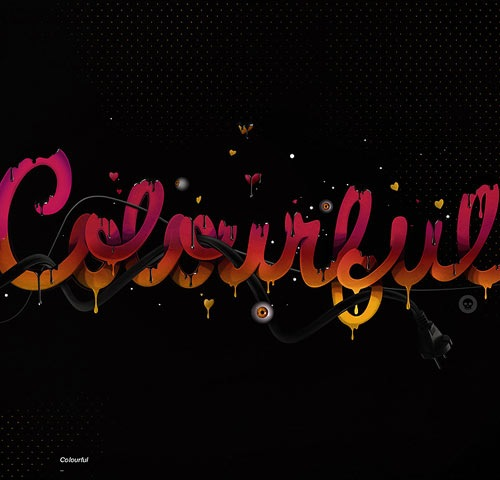 colorful 60 Breathtaking Examples Of Beautiful Typography