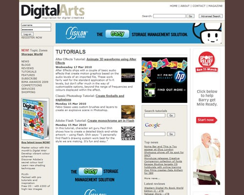 digitalarts 40 Online Design Blogs To Turn You Into a Photoshop Guru