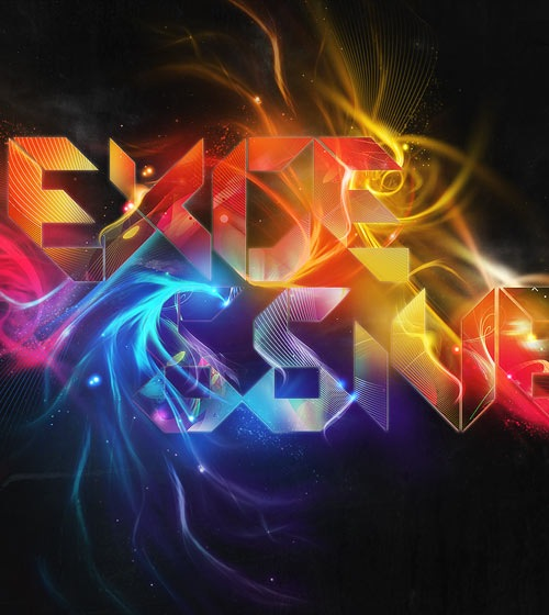 exoe 60 Breathtaking Examples Of Beautiful Typography