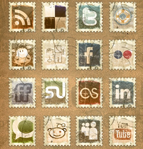 stampicons 40 Fresh New High Quality Icon Sets Created In 2010