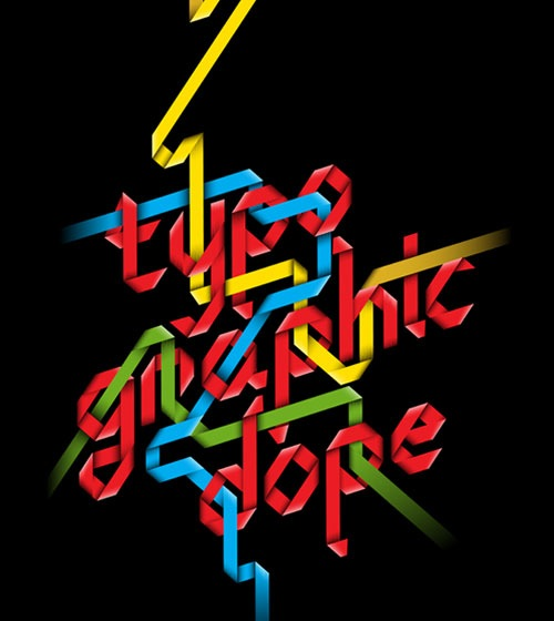 typo-graphic-dope