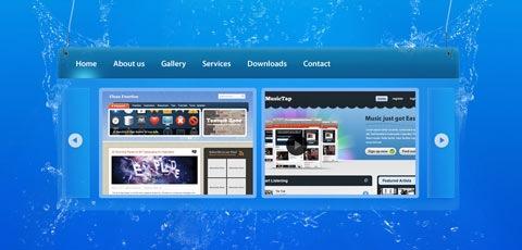 water-website