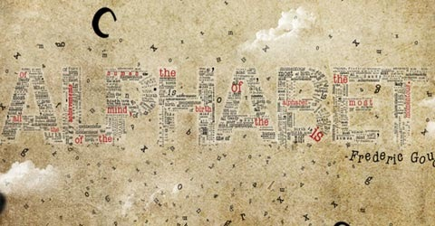 alhpabet 70 Photoshop Tutorials For Creating Perfect Typography