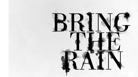 bringtherain 70 Photoshop Tutorials For Creating Perfect Typography