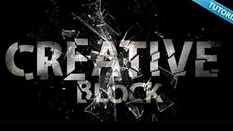 creativeblock 70 Photoshop Tutorials For Creating Perfect Typography