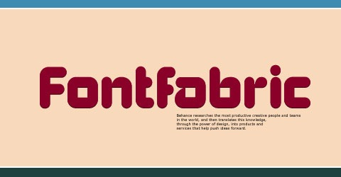 fontfabric 40 Beautiful Free Fonts For Creating Attractive Typography Headlines