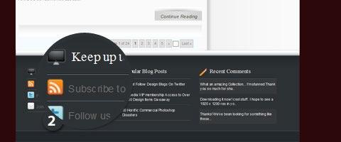 footerdesign Creative Nerds Fresh New Site Redesign