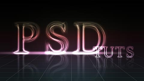glowingtexteffect 70 Photoshop Tutorials For Creating Perfect Typography