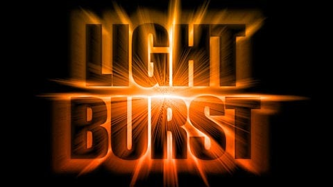 lightburst 70 Photoshop Tutorials For Creating Perfect Typography