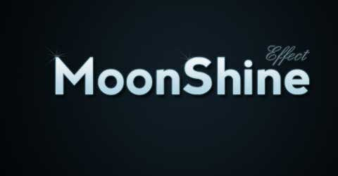 moonshine 70 Photoshop Tutorials For Creating Perfect Typography