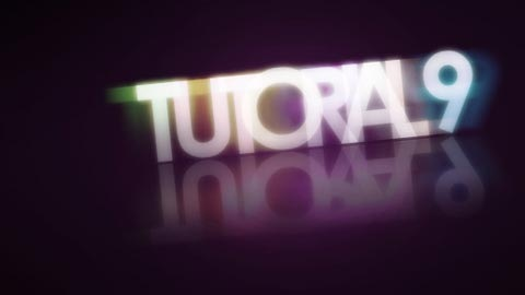 purrpletutorial9texteffects 70 Photoshop Tutorials For Creating Perfect Typography