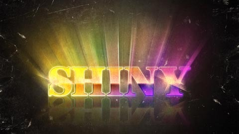 shinytesteffect 70 Photoshop Tutorials For Creating Perfect Typography