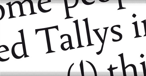 tallys 40 Beautiful Free Fonts For Creating Attractive Typography Headlines