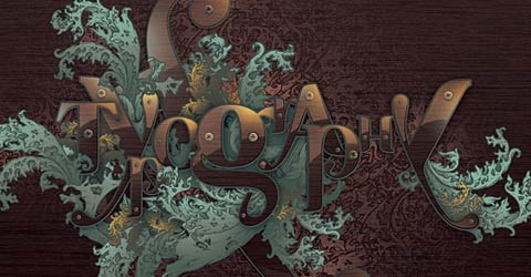 typographywood 70 Photoshop Tutorials For Creating Perfect Typography