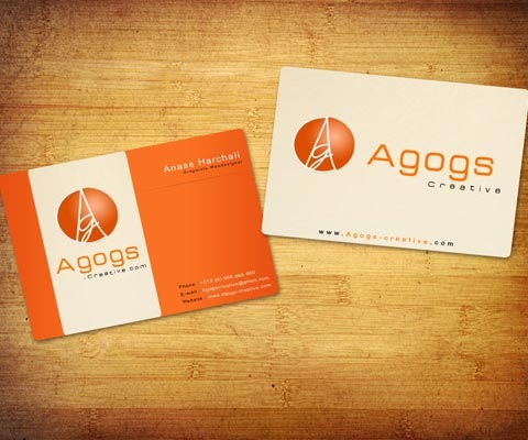 aggosbuisnesscard 30 Design Tutorials For Creating Professional Business Cards