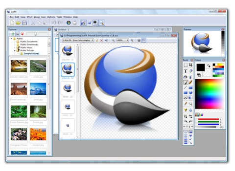 iconbuilder 25 Free Portable Programs For Designers and Web Developers