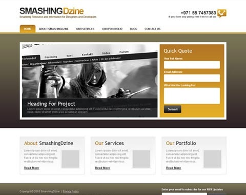 clean-webdesign