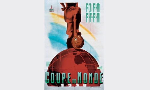 coupemonde The Evolution Of The World Cup Logo From 1930 To 2010