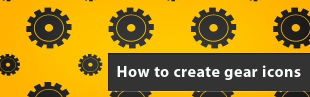 creategeariconbanner How To Create Gear Icons Using Illustrator