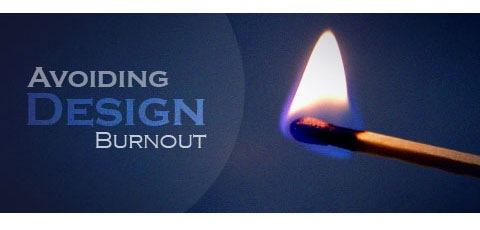 design-burn-out